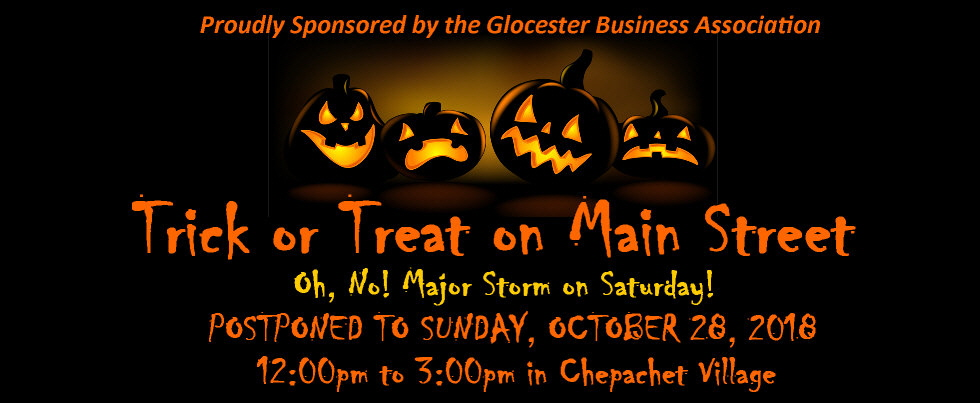 Trick or Treat on Main Street | Chepachet, RI 02814